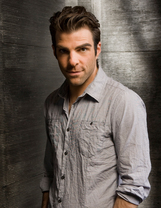 Actor Zachary Quinto