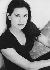 Actor Justine Campbell