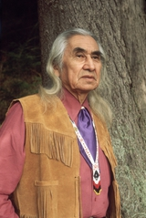 Actor Chief Dan George