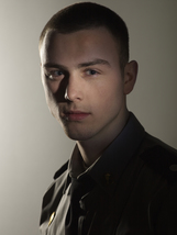 Actor Sterling Beaumon