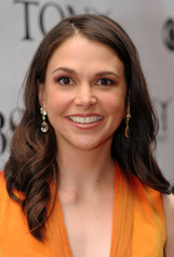 Actor Sutton Foster