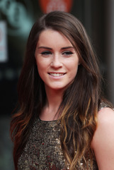 Actor Lucie Jones