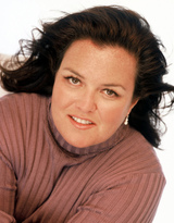 Actor Rosie O'Donnell