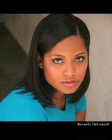 Actor Beverly Angel DeLoatch