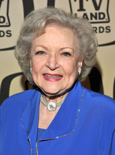 Actor Betty White