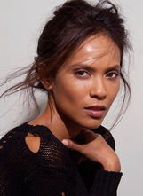 Actor Lesley-Ann Brandt