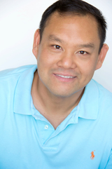 Actor George Q. Nguyen