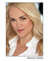 Actor Brooke Forbes