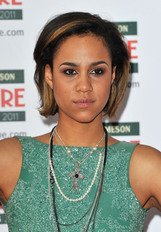 Actor Zawe Ashton