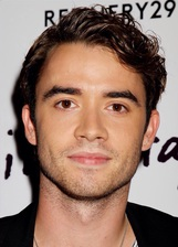 Actor Jamie Blackley
