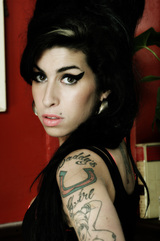 Actor Amy Winehouse
