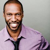 Actor Reggie Watkins