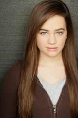 Actor Mary Matilyn Mouser