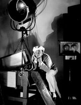 Actor Cliff Edwards