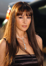Actor Monica Bellucci