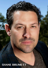 Actor Shane Brumett