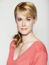 Actor Abigail Hawk