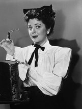 Actor Ann Rutherford