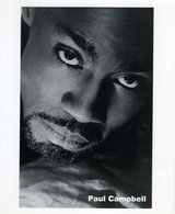 Actor Paul Campbell
