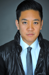 Actor Travis Wong