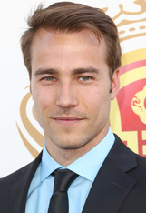 Actor Karl E. Landler