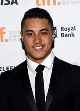 Actor James Rolleston