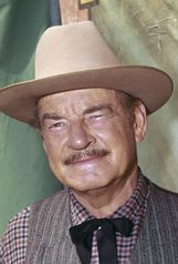 Actor Ray Teal