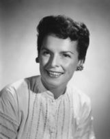 Actor Mercedes McCambridge