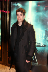 Actor Toby Kebbell
