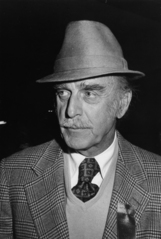 Actor John Dehner