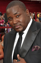 Actor Quinton Aaron