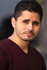 Actor Abel Becerra