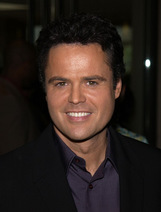 Actor Donny Osmond