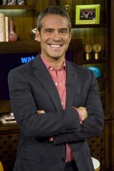 Actor Andy Cohen