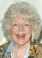 Actor Lucille Bliss