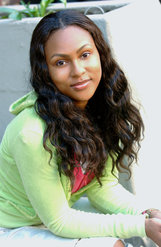 Actor Tashiana R. Washington