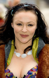 Actor Frances Barber