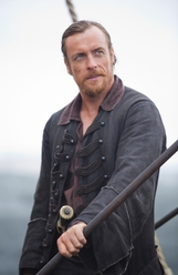 Actor Toby Stephens