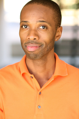 Actor Damian Washington