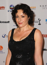 Actor Lucy Cohu