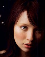 Actor Emily Browning