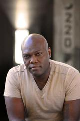 Actor Peter Macon