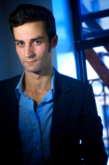 Actor Jesse Newman