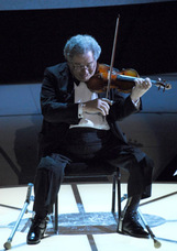 Actor Itzhak Perlman