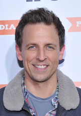 Actor Seth Meyers