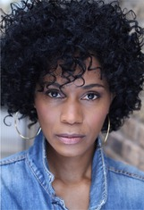 Actor Michelle Shelton Huff
