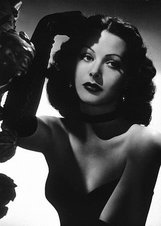 Actor Hedy Lamarr