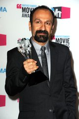 Actor Asghar Farhadi