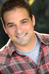 Actor Russell Steinberg