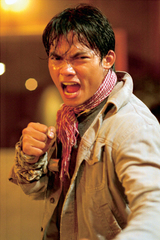 Actor Tony Jaa
